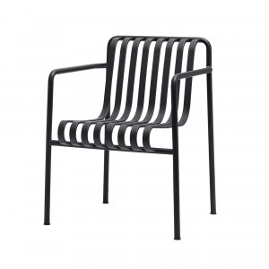 PALISSADE dining armchair anthracite
