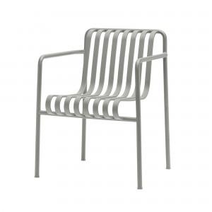 PALISSADE dining armchair light grey