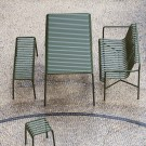PALISSADE table ligh grey M