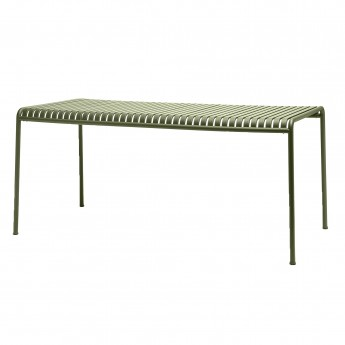 PALISSADE table olive M
