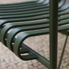 PALISSADE lounge chair high light grey
