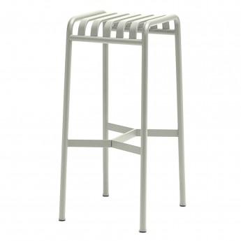 PALISSADE stool light grey