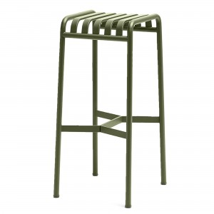 PALISSADE bar stool olive