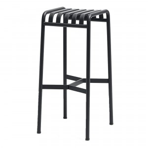 PALISSADE bar stool anthracite