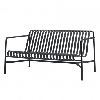 PALISSADE lounge sofa anthracite