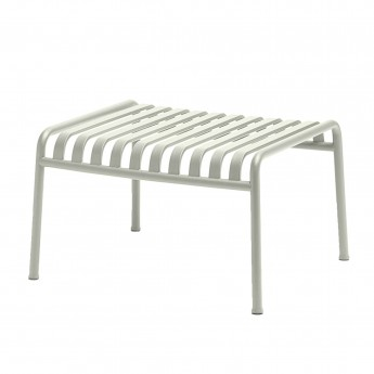 PALISSADE bench light grey