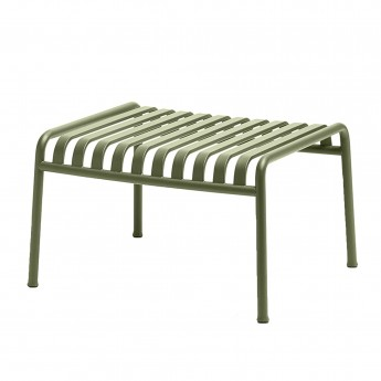 PALISSADE foot stool olive