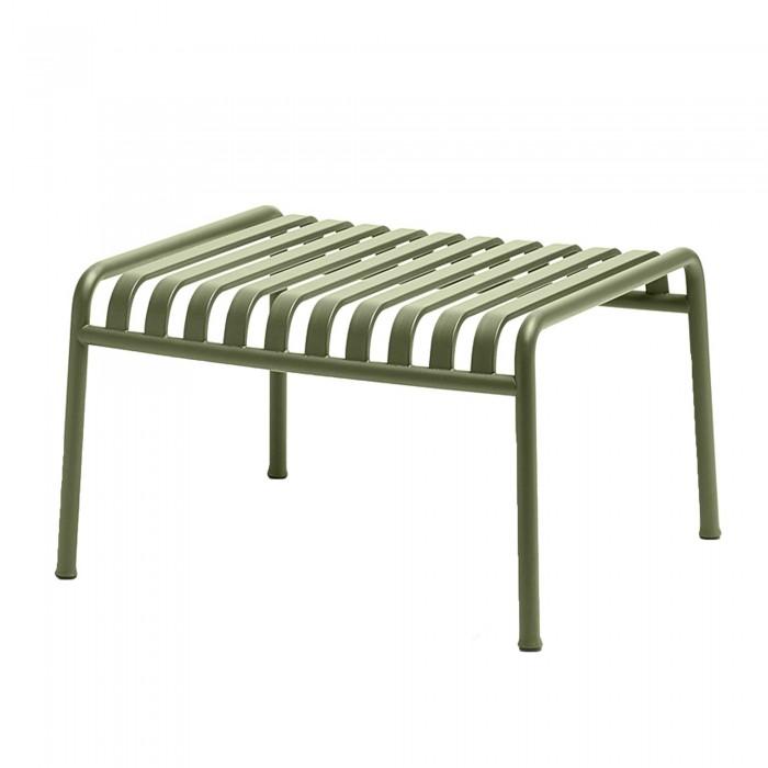 PALISSADE foot stool olive
