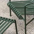 PALISSADE bench light grey