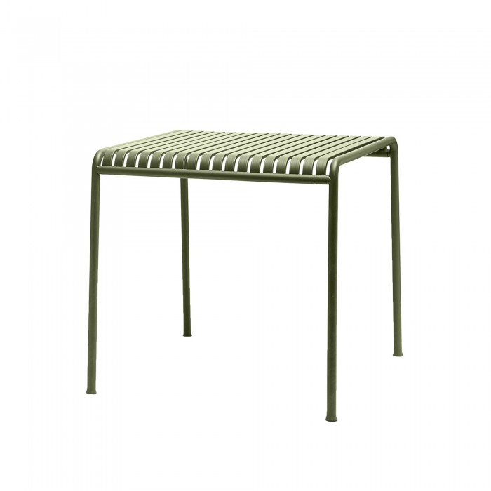 Table PALISSADE gris clair S