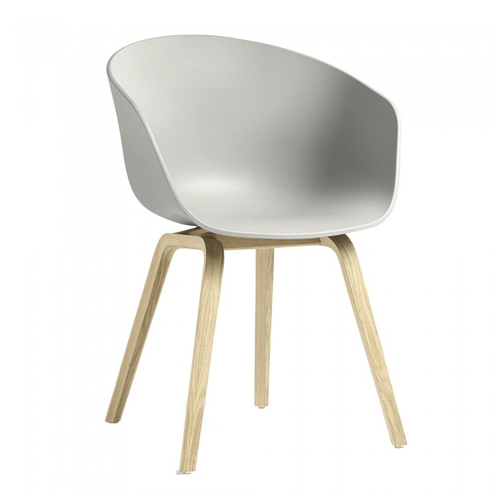 AAC 22 chair concrete grey