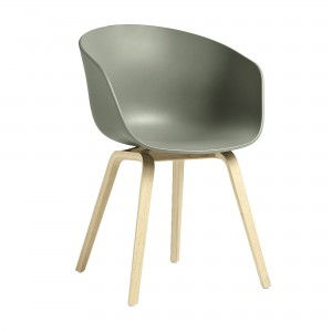 Chaise AAC 22 dusty green