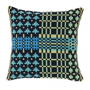 FIELD DAY cushion black forest
