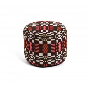 HENRY pouffe Nos Da licorice