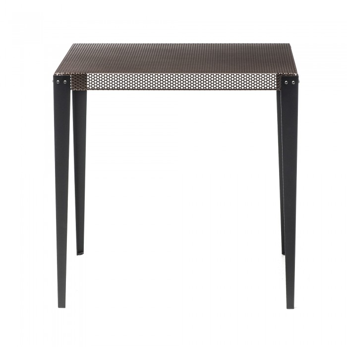 Nizza table 75 x 75 diesel x moroso for Table extensible 75 x 75