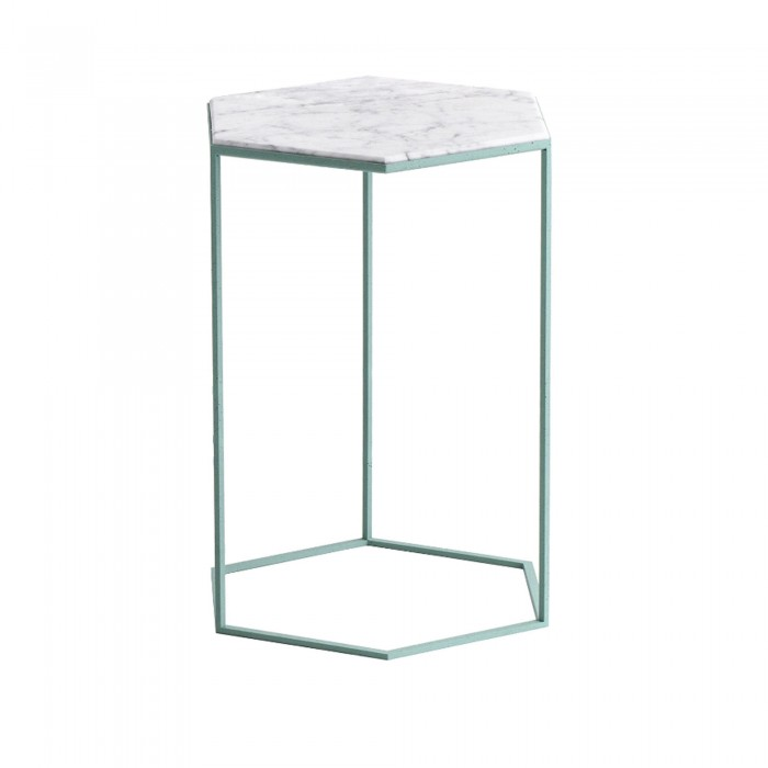 HEXXED marble table