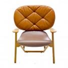 KLARA armchair back in cane