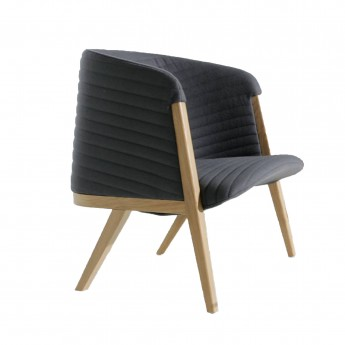MAFALDA armchair grey