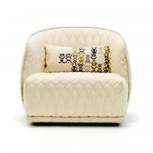 REDONDO armchair beige