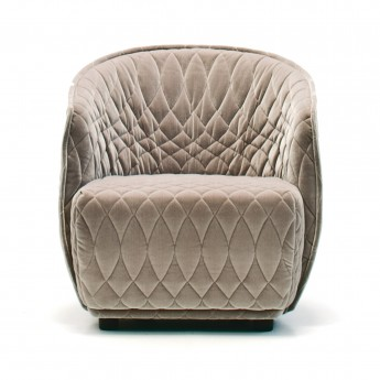 REDONDO armchair brown