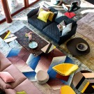 M.A.S.S.A.S/FISHBONE coffee table S