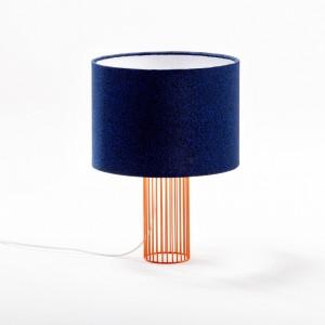 MAGIC Lamp blue galaxy fabric