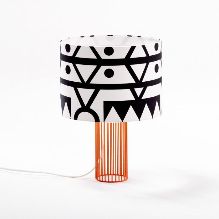 MAGIC Lamp wax fabric
