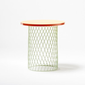 CIRCUS coffee table coral