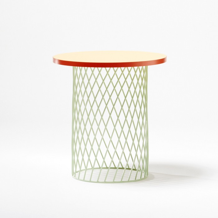 Table basse CIRCUS corail