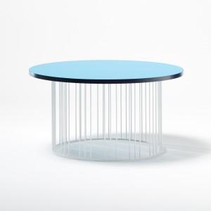 Table basse CIRCUS bleu