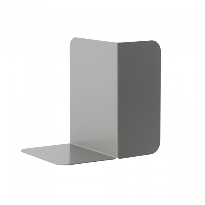 Serre-livres COMPILE gris