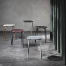 HERMAN stool black