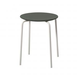 HERMAN stool green-light grey