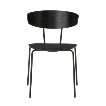 HERMAN black chair