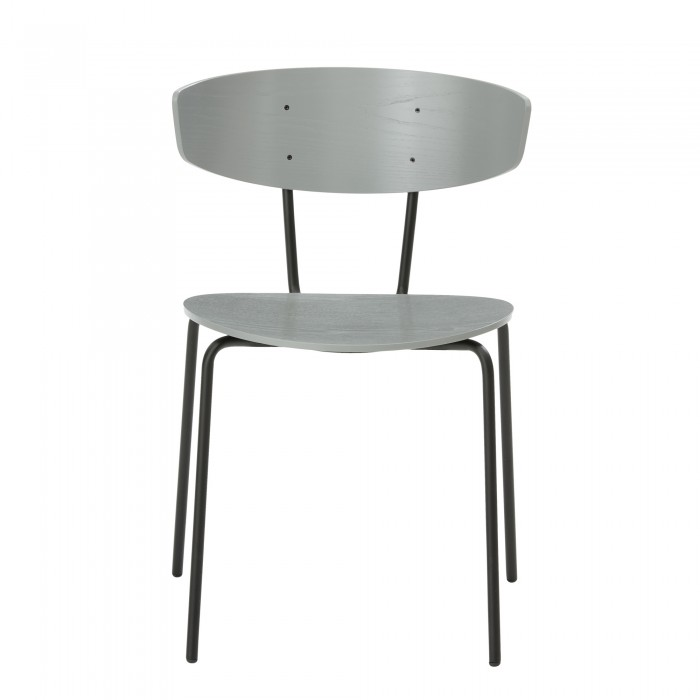 Chaise HERMAN gris