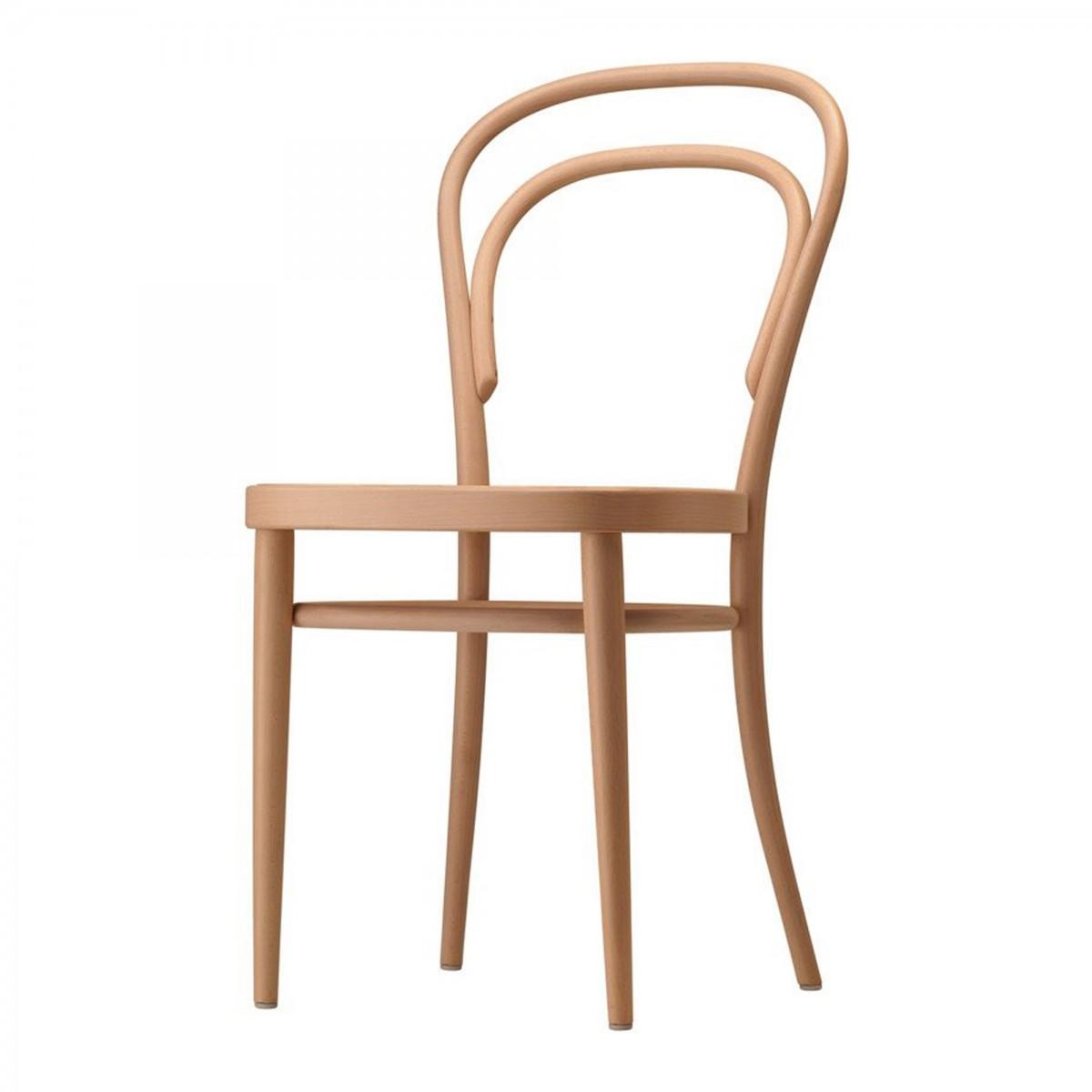 chaise de bistrot 214 h tre thonet. Black Bedroom Furniture Sets. Home Design Ideas