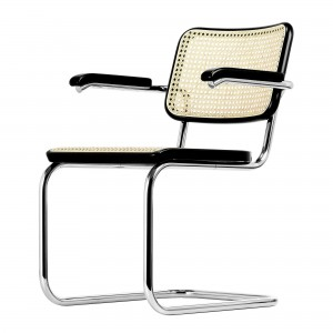 S64 chair black
