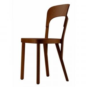 107 chair walnut