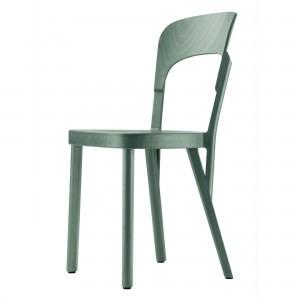 Chaise 107 gris-vert