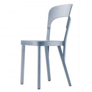 107 chair blue powder