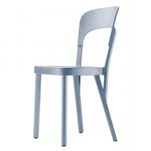 Chaise 107 bleu poudré