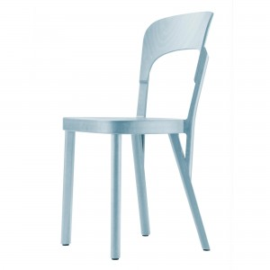 107 chair azure blue