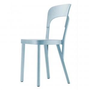 Chaise 107 bleu azur
