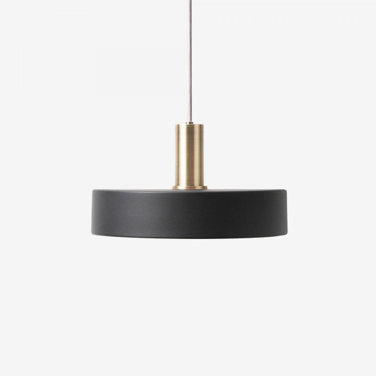 Choosing A Lampshade Collect Pendant Black Record M
