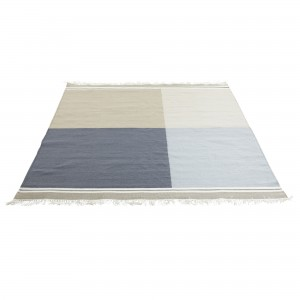 tapis albacete bleu bolia. Black Bedroom Furniture Sets. Home Design Ideas