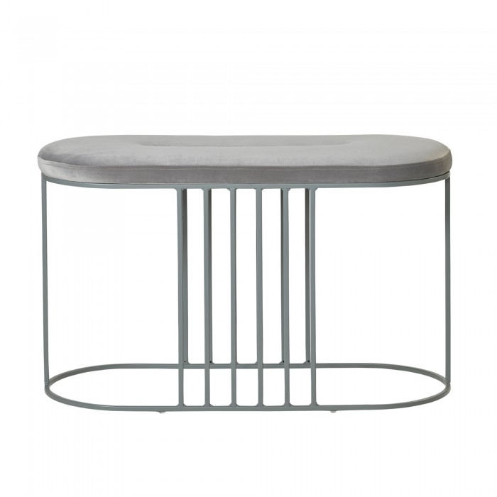 POSEA bench light grey