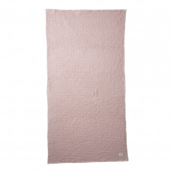 pink ORGANIC bath towel