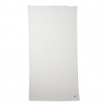 white ORGANIC bath towel