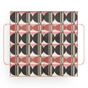MIX & MATCH Big Square Tray Pink