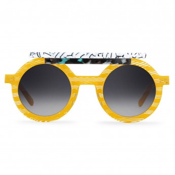 Lunettes FULL Yellow